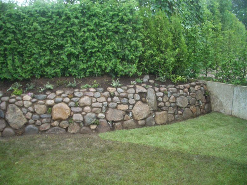 granit und naturstein im garten - adolf schneider gartengestaltung, Garten ideen