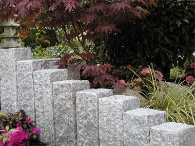 Granit und Naturstein im Garten - Adolf Schneider Gartengestaltung ...